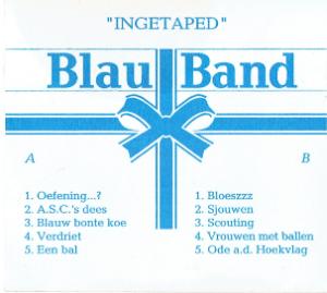 BlauBand – Ingetaped